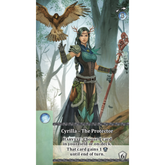 Mystic Vale Vale of the Wild Expansion