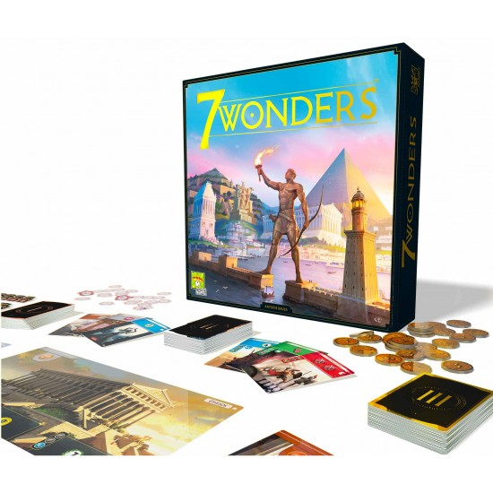 7 Wonders 2nd Edition SI