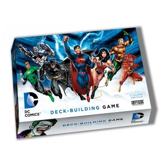 DC Comics: Deck-Building Game