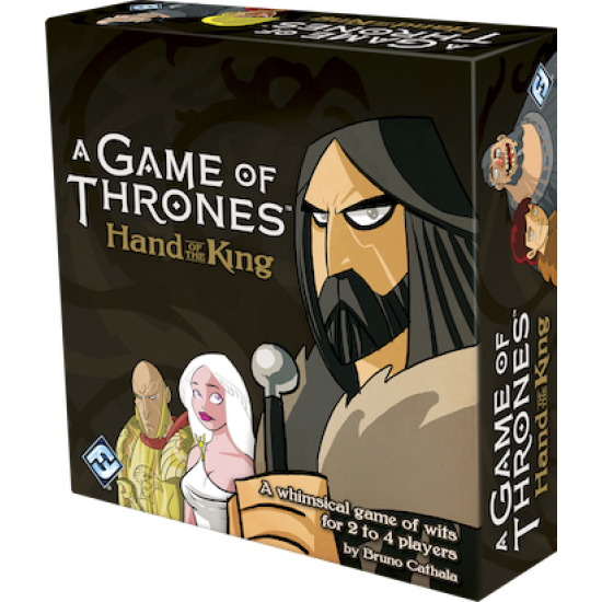 A Game of Thrones Hand of the King