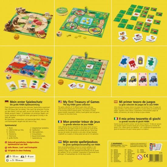 Moja prva zbirka iger