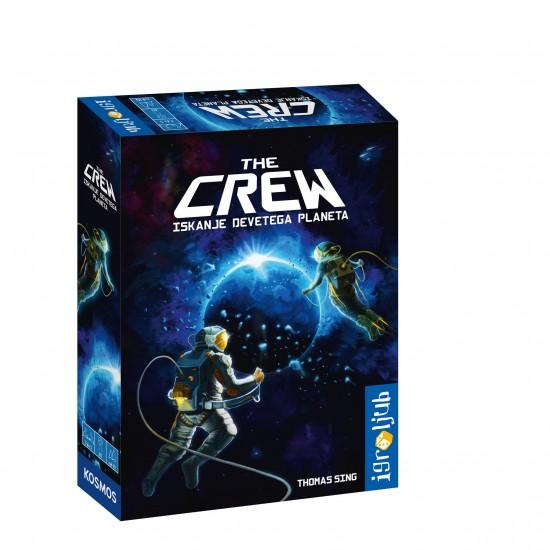 The Crew: Iskanje devetega planeta