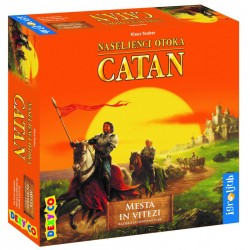 Catan Mesta in vitezi