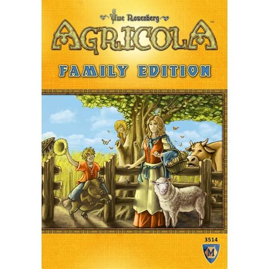Agricola Familiy Edition