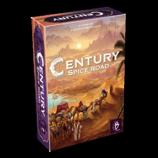 Century Spice Road