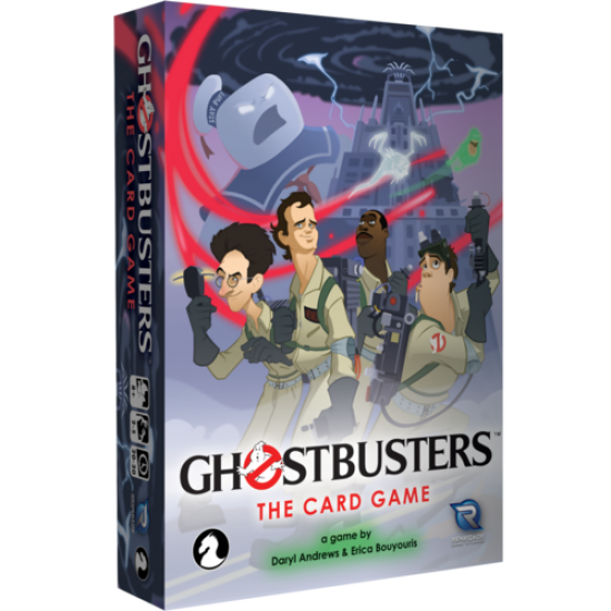 Ghostbusters: The Card Game