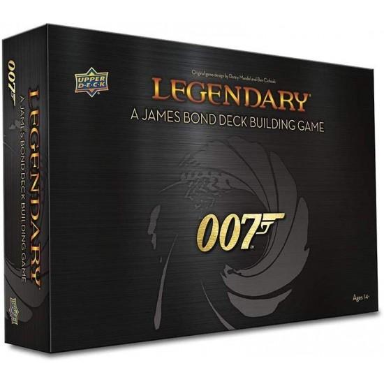 Legendary: A James Bond 007 Deck Building Game