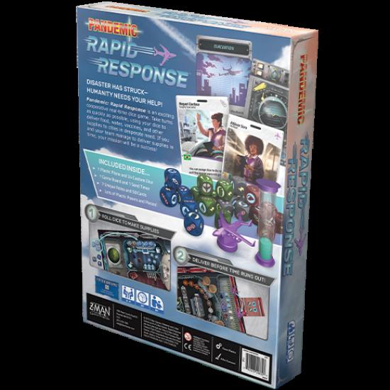 Pandemic: Rapid Response